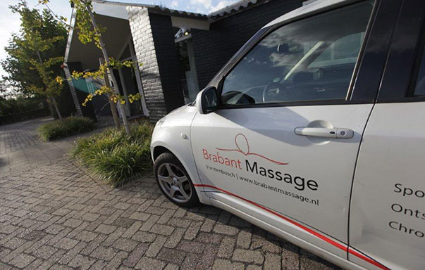 Brabant massage entree